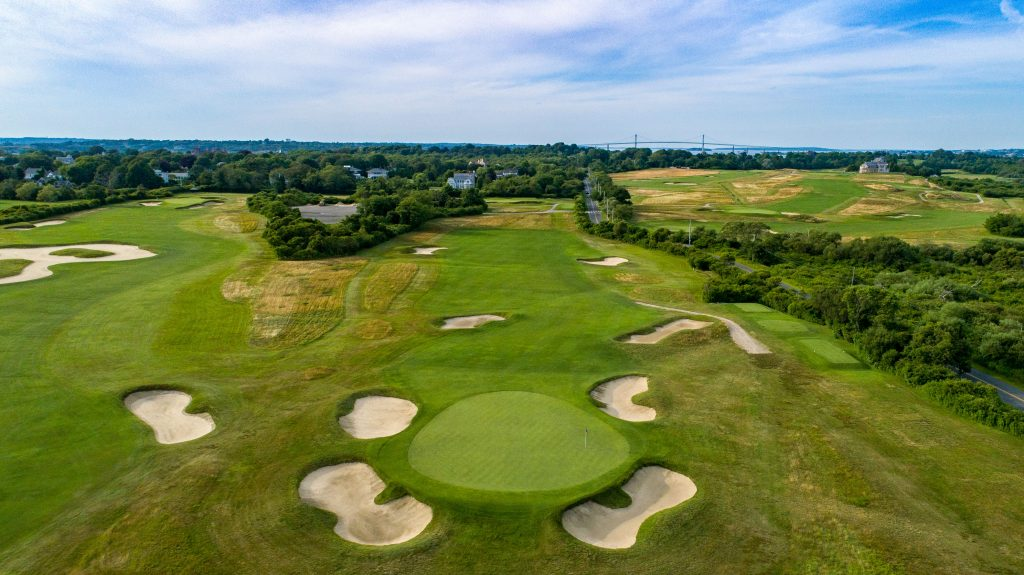 Lapangan Golf Tertua di Amerika