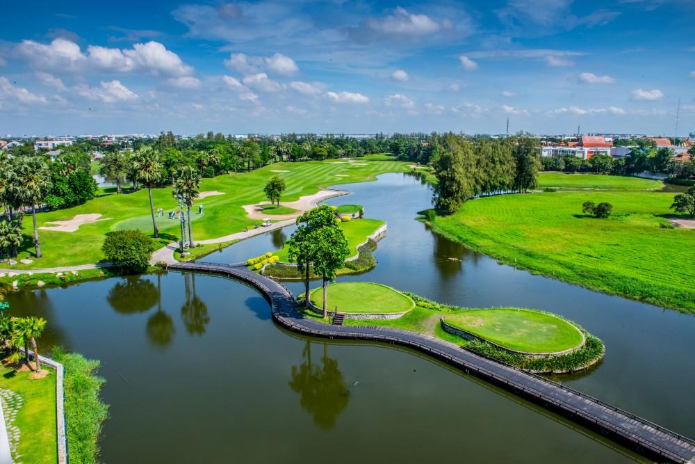 Berbagai Lapangan Golf Terunggul di Bangkok