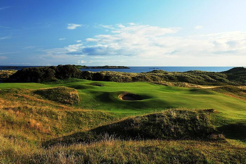 Lapangan Golf Paling Menarik di Dunia