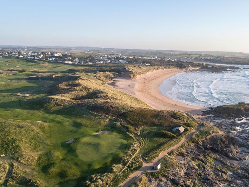 Lapangan Golf Terbaik di Bagian Barat Inggris